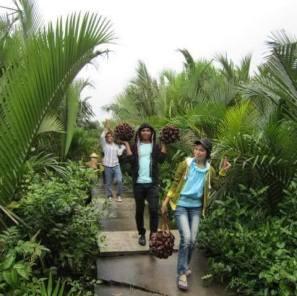 sang in Mekong Delta